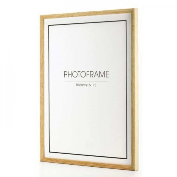 Frame - Oslo Oak 30x42cm (A3)