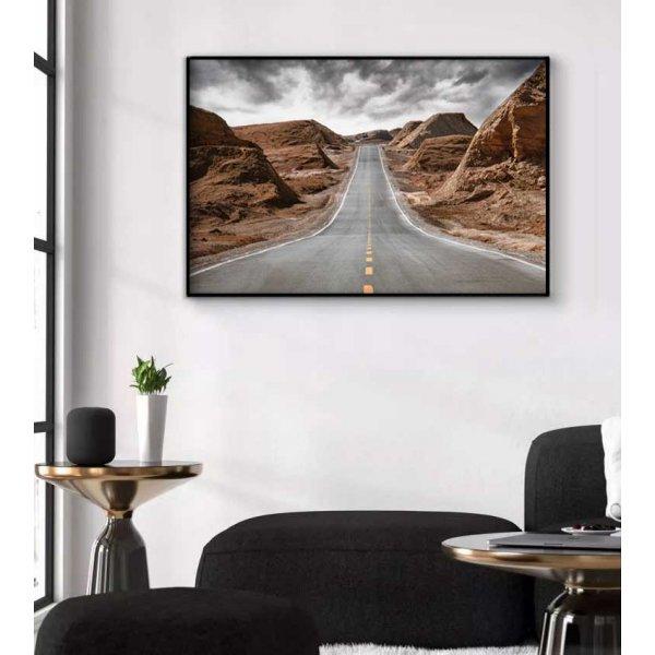 Amerikan highway - Poster