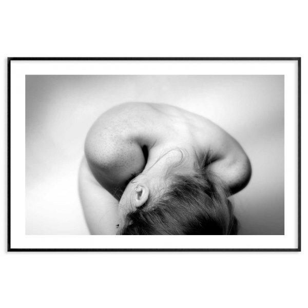 Fashion poster - Naked woman