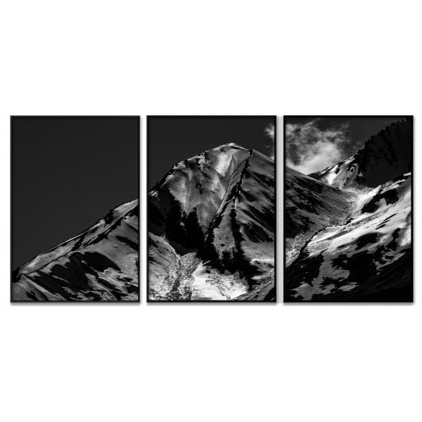 Mountain - Three Piece Poster