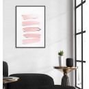 Pink paint - Simple poster
