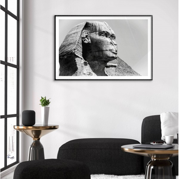 Sphinx of Giza - Simple classic poster