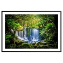 Beautiful nature - Colorful poster