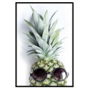 Cool pineapple - Simple Poster