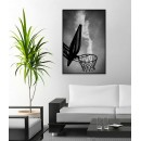 Basket hoop - Sport poster
