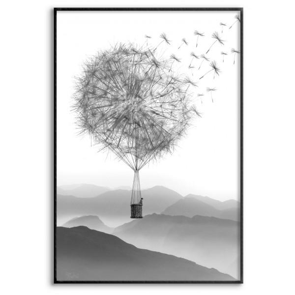 Air Balloon - Simple Poster