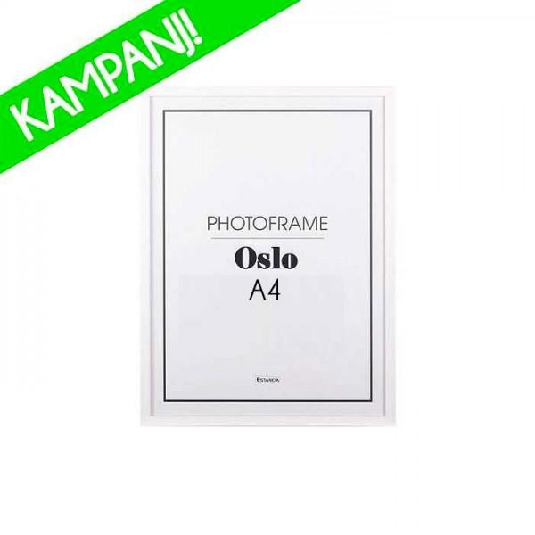 Frame - Oslo White A4