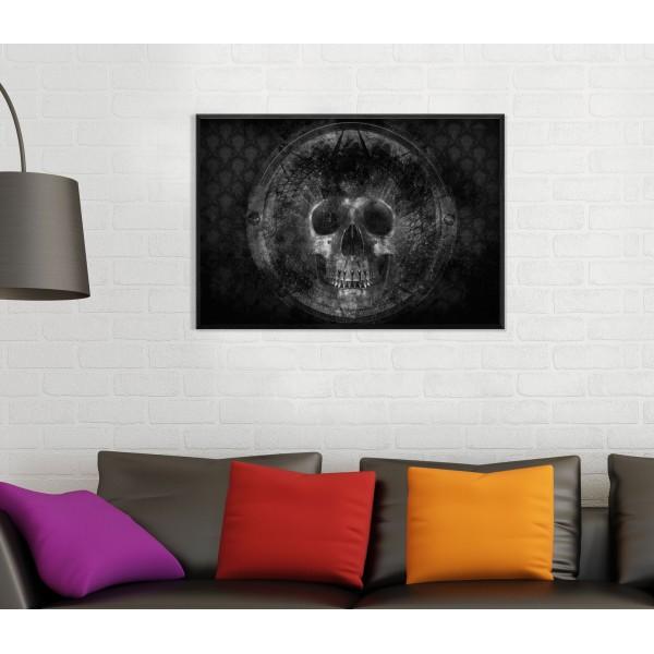 Skull - Big Dark Poster