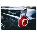 Thunderbird Classic Car - Big Poster
